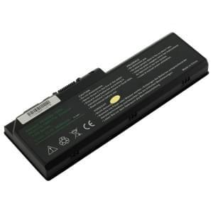 Ersatzakku für Toshiba PA3536U Satellite L350 6600mAh schwarz