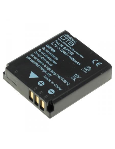 CE zertifiziert Akku, Ersatzakku ersetzt Pentax D-Li106 / Ricoh DB-65 / Samsung IA-BH125C Li-Ion