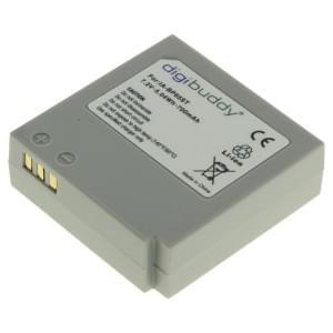 Ersatzakku ersetzt Samsung IA-BP85ST Li-Ion