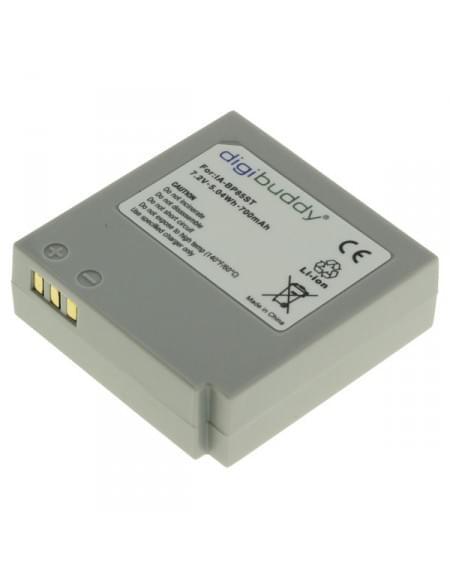 CE zertifiziert Akku, Ersatzakku ersetzt Samsung IA-BP85ST Li-Ion