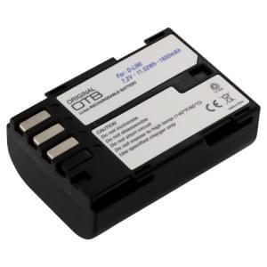 Ersatzakku ersetzt Pentax D-Li90 Li-Ion