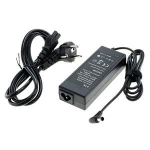 Ladegerät / Netzteil für Sony 19,5V 4,7A (90W - 3 Pin) 6,5 x 4,4mm
