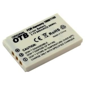Ersatzakku für Logitech Harmony 1000 / 1100 Li-Ion