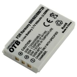 Ersatzakku für Logitech Harmony 900 / 880 / 885 / 890 / 720 Li-Ion