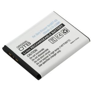 Ersatzakku BST-43 für Sony Ericsson Elm / Hazel / Yari / Mix-Walkman / txt / txt pro