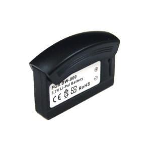 Ersatzakku ersetzt Sennheiser BW 900 Li-Polymer