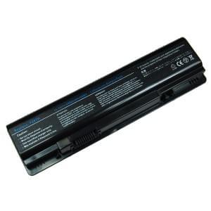 Ersatzakku für Dell Inspiron 1410 / Vostro A860 schwarz 4400mAh