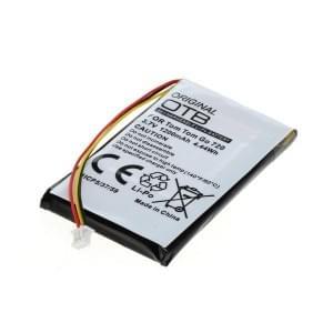 Ersatzakku für TomTom GO 530 Live / 630 / 720 / 730 / 730T / 930 / 930T Li-Polymer