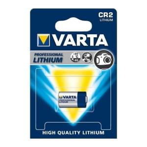 Varta Batterie Professional Photo Lithium CR2 6206