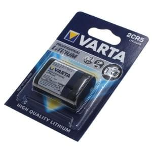 Varta Batterie Professional Photo Lithium 2CR5 6203