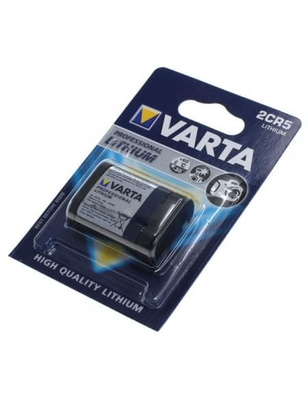 Varta Batterie Professional Photo Lithium 2CR5 6203