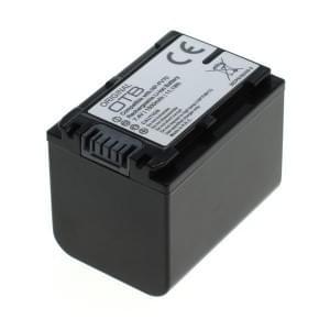 Ersatzakku ersetzt Sony NP-FV70 Li-Ion