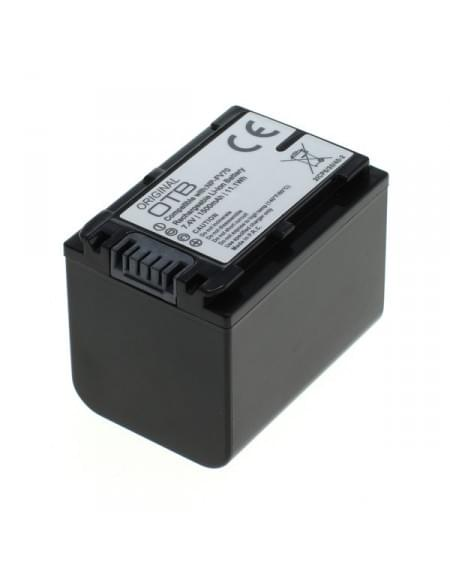 Akku, Ersatzakku ersetzt Sony NP-FV70 Li-Ion