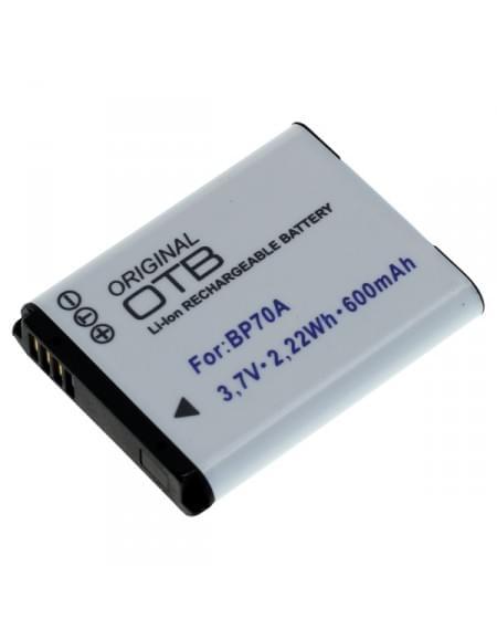 CE zertifiziert Akku, Ersatzakku ersetzt Samsung EA-BP70A Li-Ion