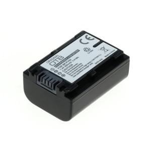 Ersatzakku ersetzt Sony NP-FV50 Li-Ion