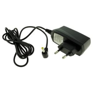 Ladegerät / Netzteil für Sony PSP / TomTom One 1st - abgewinkelter Stecker
