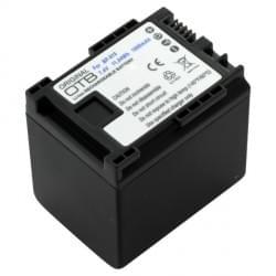 Akku / Ersatzakku ersetzt Canon BP-819 Li-Ion
