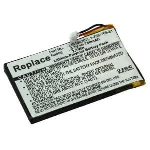Ersatzakku für Sony Reader eBook PRS-300 Li-Polymer