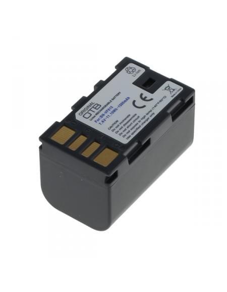 Akku, Ersatzakku ersetzt JVC BN-VF815 Li-Ion