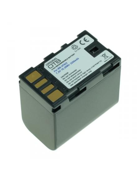 CE zertifiziert Akku, Ersatzakku ersetzt JVC BN-VF823 Li-Ion