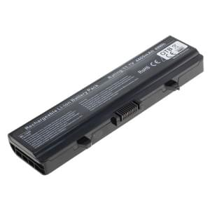 Ersatzakku für Dell Inspiron 1440 Li-Ion 4400mAh black