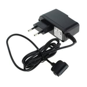 Ladegerät / Netzteil für Apple - Dock-Connector (30-polig) - 2A - schwarz
