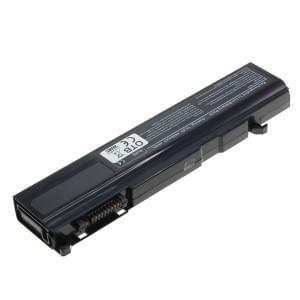 Ersatzakku für Toshiba PA3356U Qosmio F20 Li-Ion schwarz
