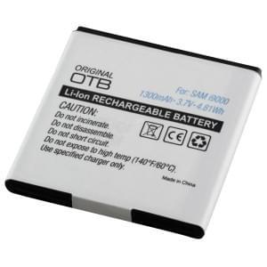 Ersatzakku EB575152VUCSTD für Samsung Galaxy S I9000 / S Plus I9001 Li-Ion