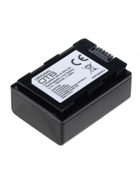 CE zertifiziert Akku, Ersatzakku ersetzt Samsung IA-BP210E Li-Ion