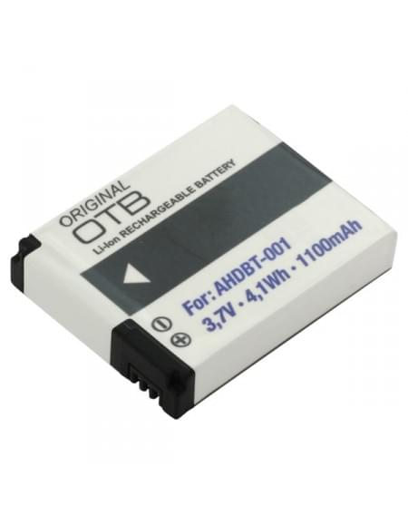 CE zertifiziert Akku, Ersatzakku für GoPro HD Hero Li-Ion