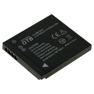 Ersatzakku ersetzt Panasonic DMW-BCK7 Li-Ion