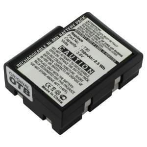 Ersatzakku T130 für Hagenuk ST9000PX / T312 / B3362 Telecom Ellepi Pocket / T-Plus Sinus 33 / 35 / 52 / SIP Tie Pocket Hitachi HT-A100 Ascom Libra / Funk Bosse CT200