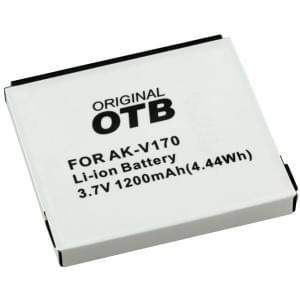 Ersatzakku AK-V170 für Emporia LIFEplus Li-Ion