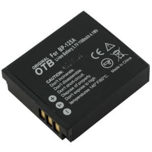 Ersatzakku ersetzt Samsung IA-BP125A Li-Ion