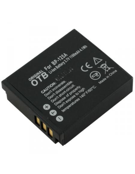 CE zertifiziert Akku, Ersatzakku ersetzt Samsung IA-BP125A Li-Ion