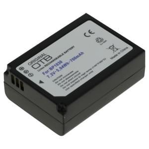 Ersatzakku ersetzt Samsung BP1030 / BP1130 Li-Ion