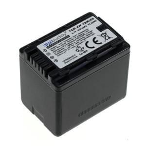 Ersatzakku für Panasonic ersetzt VW-VBK360 3400mAh Li-Ion