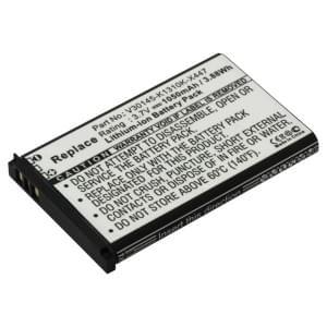 Ersatzakku V30145-K1310K-X447 für Siemens Gigaset SL910 / SL910A / SL910H