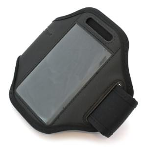 Armband für Apple iPhone 4 / 4S / Samsung Galaxy Ace schwarz