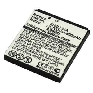 Ersatzakku für DORO PhoneEasy 409 / 410 / 610 Li-Ion