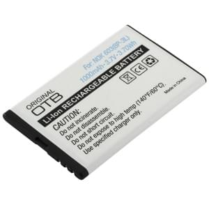 Ersatzakku BP-3L für Nokia 603 / Asha 303 / Lumia 610 / Lumia 710 Li-Ion