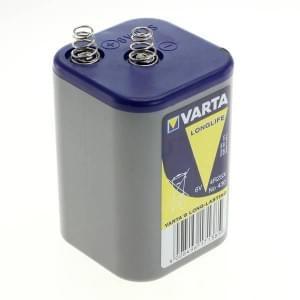 Varta Batterie 430 / 4R25X 6V Blockbatterie