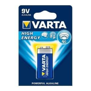 Varta Batterie High Energy 9V E-Block 4922