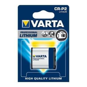 Varta Batterie Professional Photo Lithium CR-P2 6204
