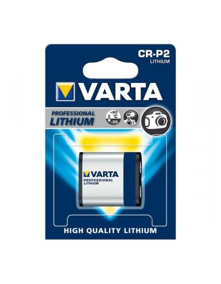 Varta Batterie Professional Photo Lithium CR-P2 6204