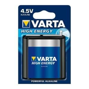 Varta Batterie High Energy 4.5V Flachbatterie 4912