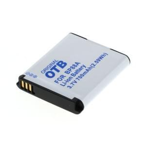 Ersatzakku ersetzt Samsung BP88A Li-Ion
