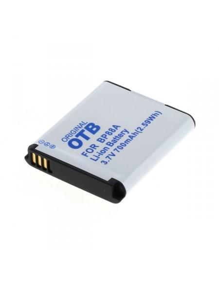 Akku, Ersatzakku ersetzt Samsung BP88A Li-Ion