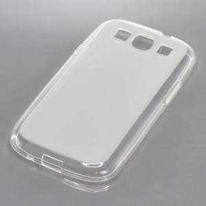 Silikon Case / Schutzhülle für Samsung Galaxy S III i9300 transparent