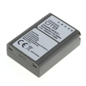 Ersatzakku ersetzt Olympus BLN-1 Li-Ion